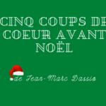 TOP 5 de Jean-Marc Dassio